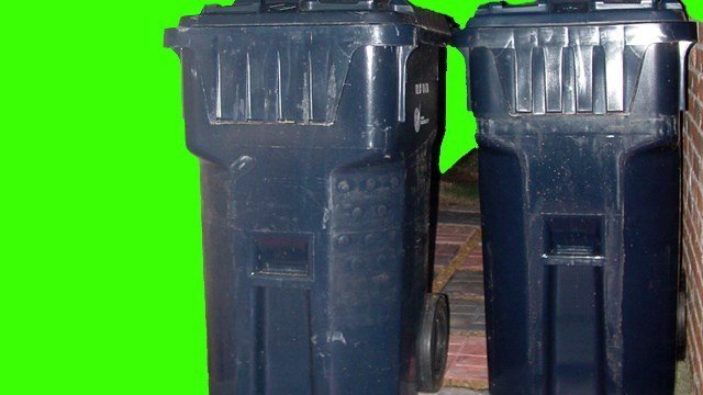 Charleston trash, recycling pickup delayed one day this week
