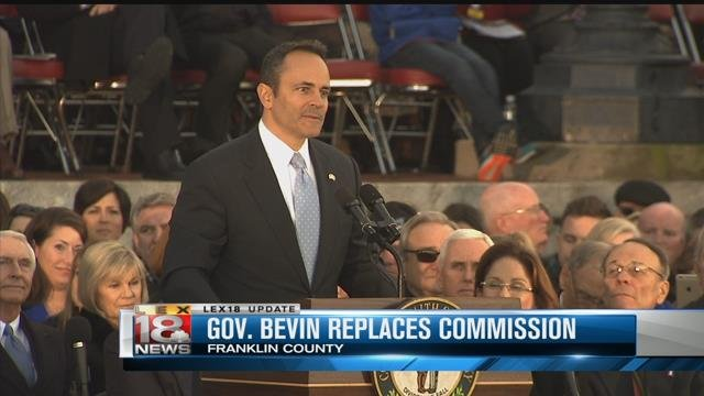 AG Beshear suing Bevin over board changes