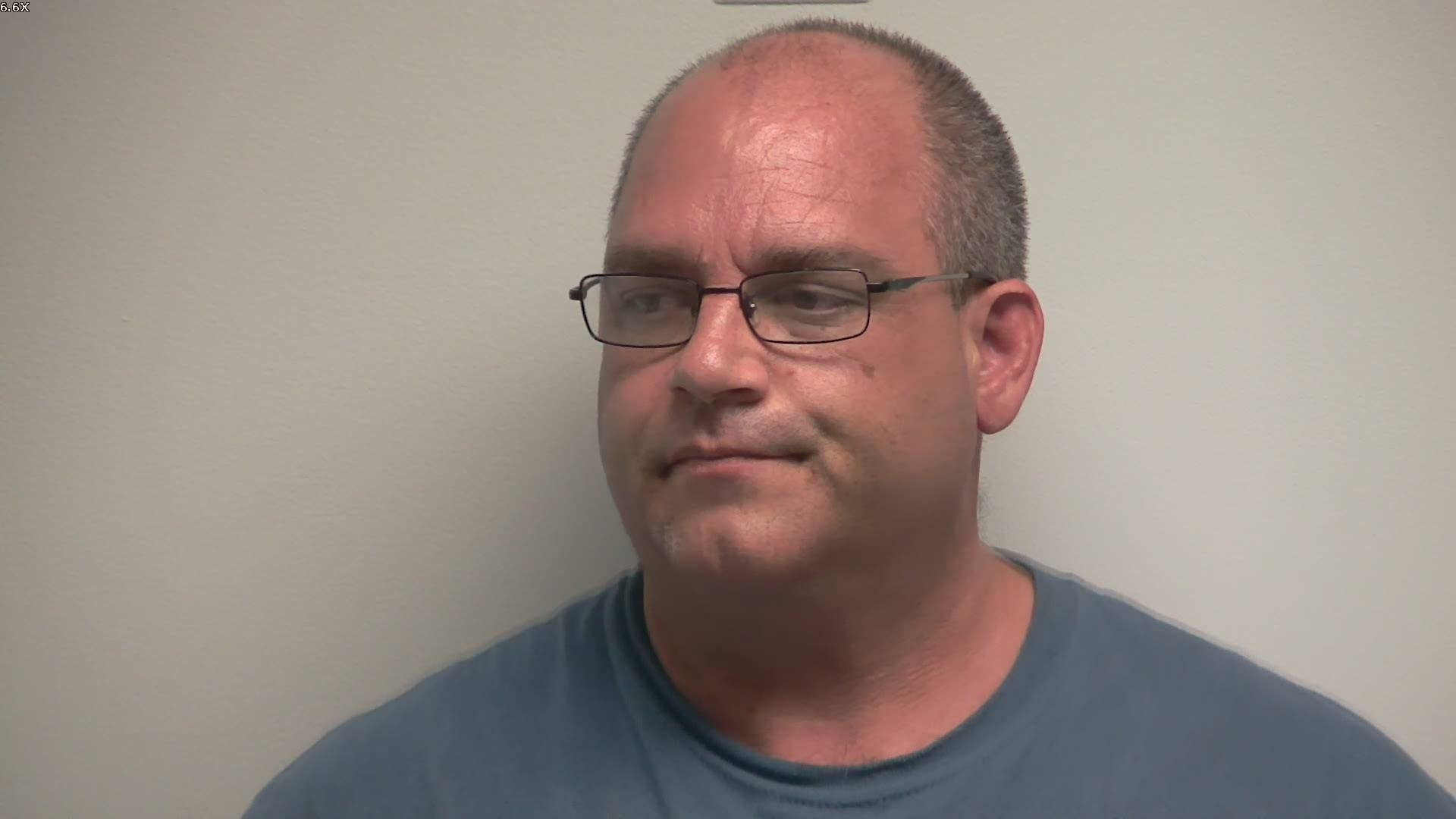 Craig Pennington. Marion Co. Detention Center