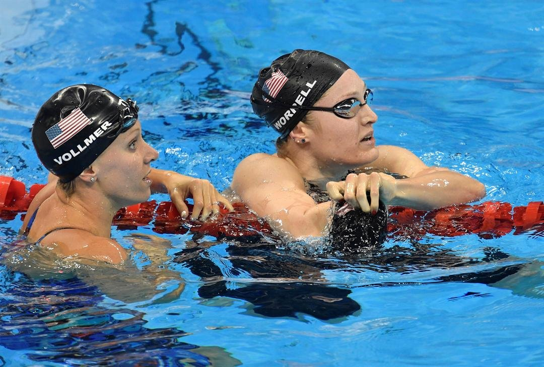 Louisville Swimmer, Worrell, Fails to Make Butterfly Final
