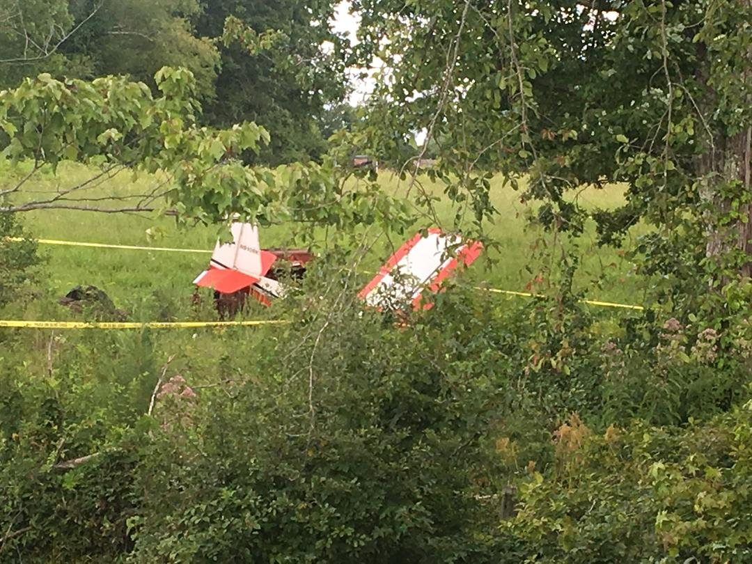 Plane crash kills six at Shannon Airport in Fredericksburg