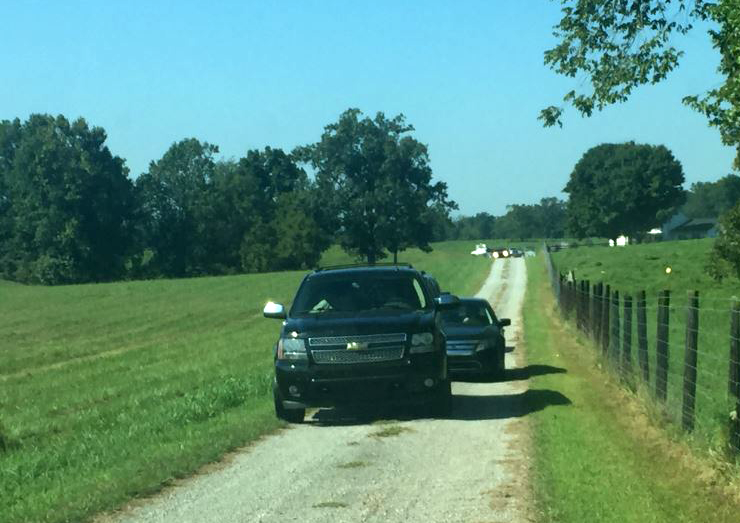 Search continues at Nelson County farm in Crystal Rogers case