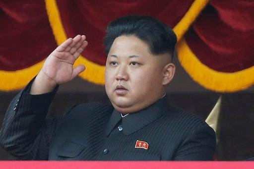 (AP Photo/Wong Maye-E, File) FILE - In this Oct. 10, 2015, file photo, North Korean leader Kim Jong Un salutes at a parade in Pyongyang, North Korea. South Korean and international monitoring agencies reported Friday, Sept. 9, 2016 an earthquake near...