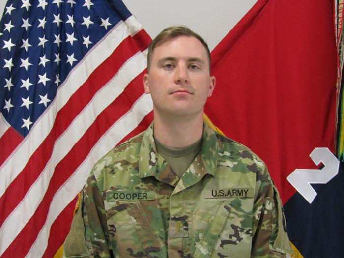 Defense Department: Washington soldier killed in Kuwait