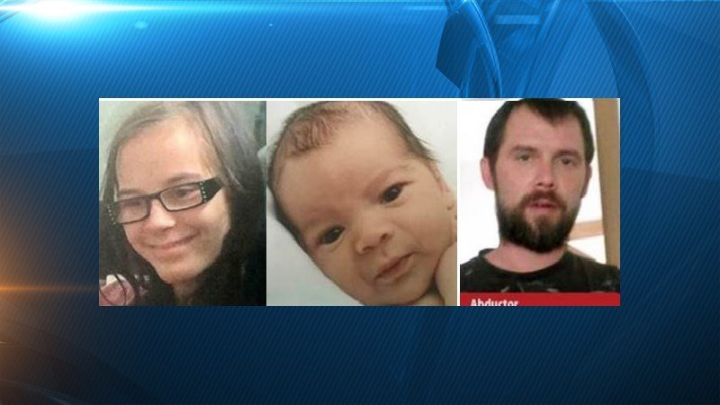 Police worry about health of missing Illinois teen, newborn