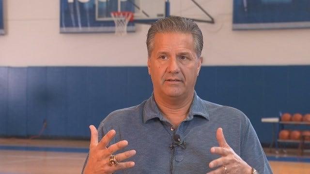 True Blue Preview - Coach John Calipari