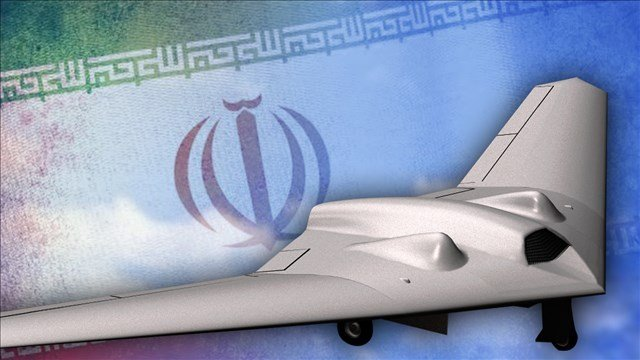 Iran showcases new combat drone, copied from U.S. unmanned aircraft