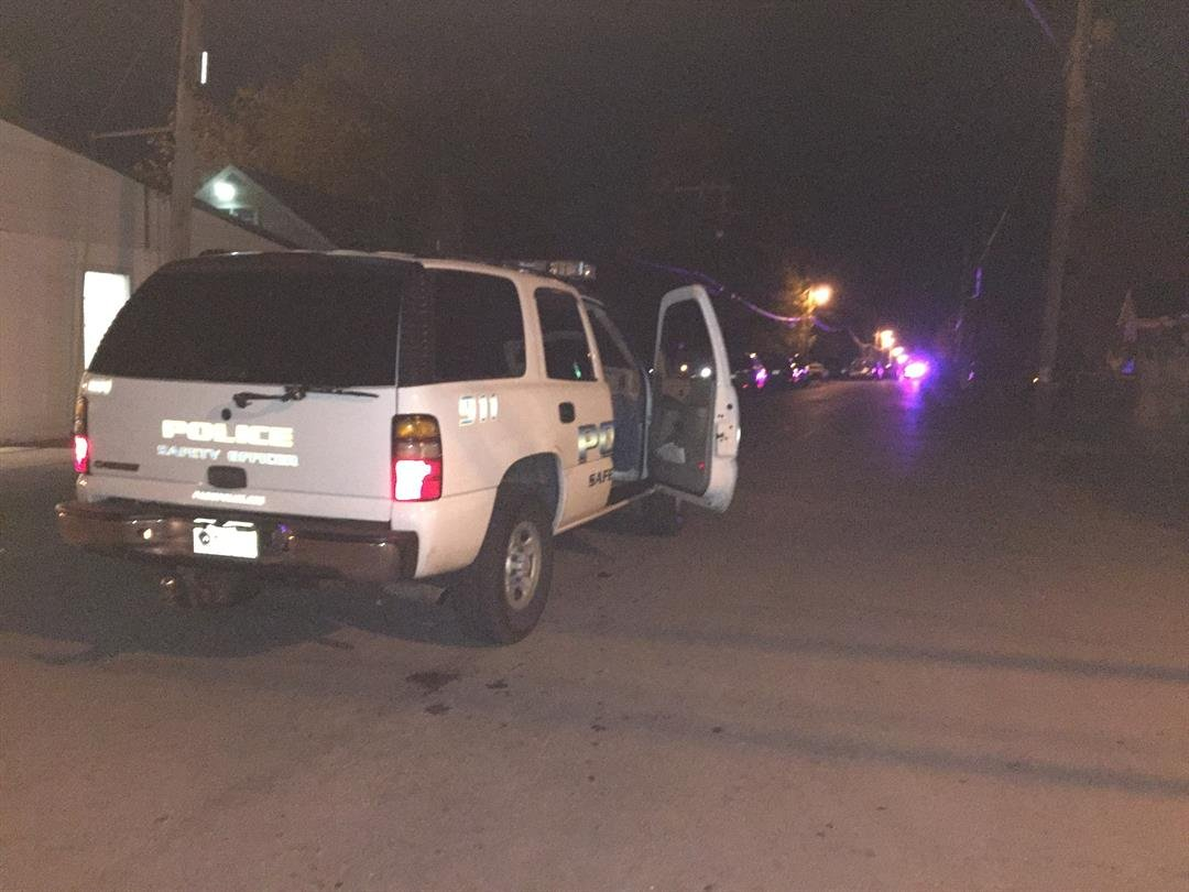 Vest deflects shot fired at officer; Man killed in standoff