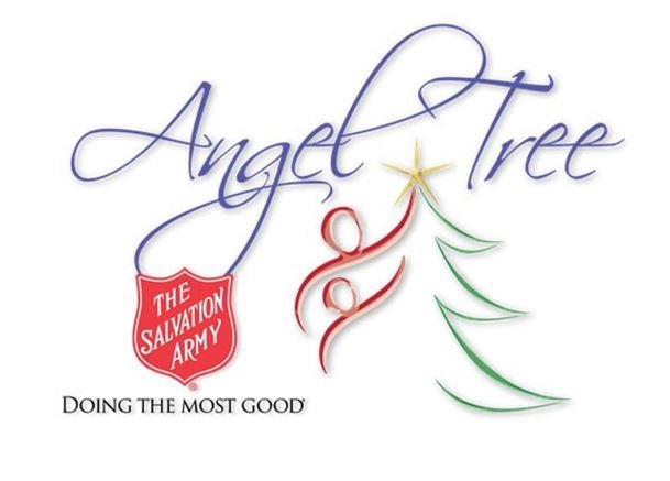 Salvation Army Angel Tree 2016