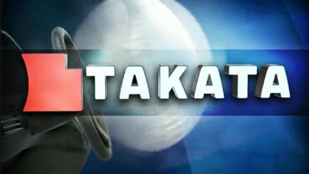 Takata Reaches Settlement With States Over Airbags