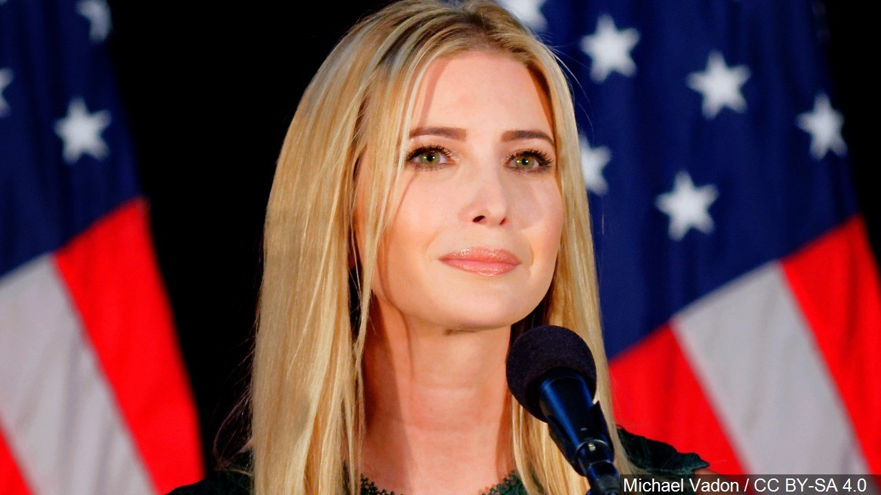 Ivanka Trump Bristles When Pressed About Her Father's Alleged Sexual Misconduct