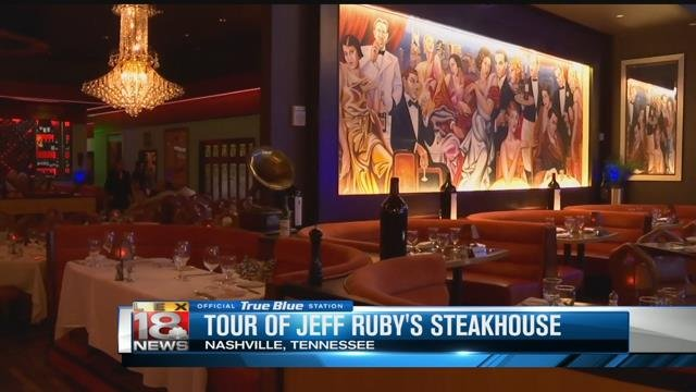 Ruby's Nashville restaurant.