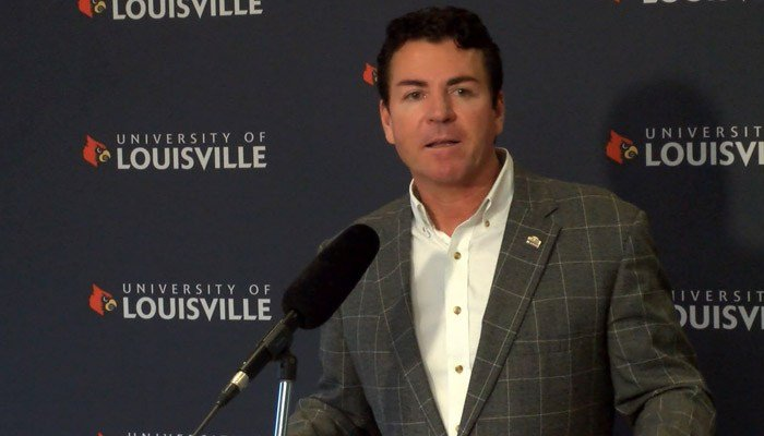 UofL interim president outlines steps to oversee athletics