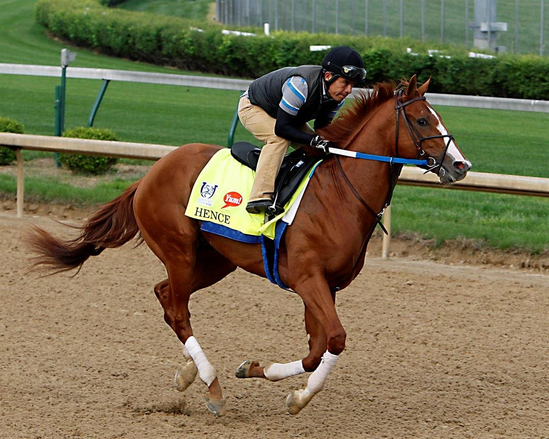Irish colt Thunder Snow to race in Kentucky Derby