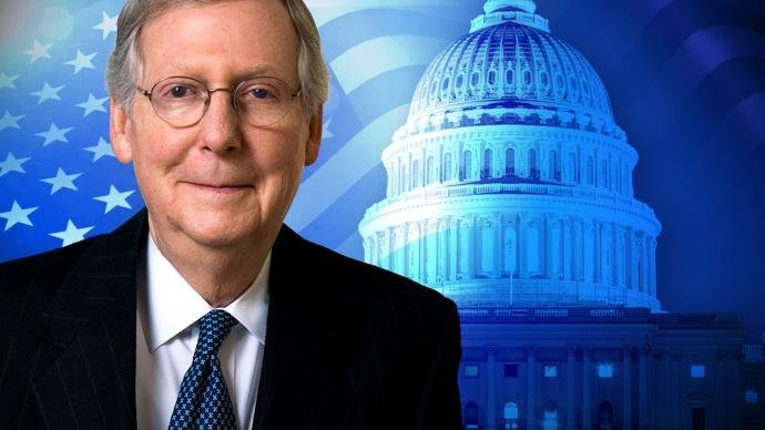 Mitch McConnell/ MGN