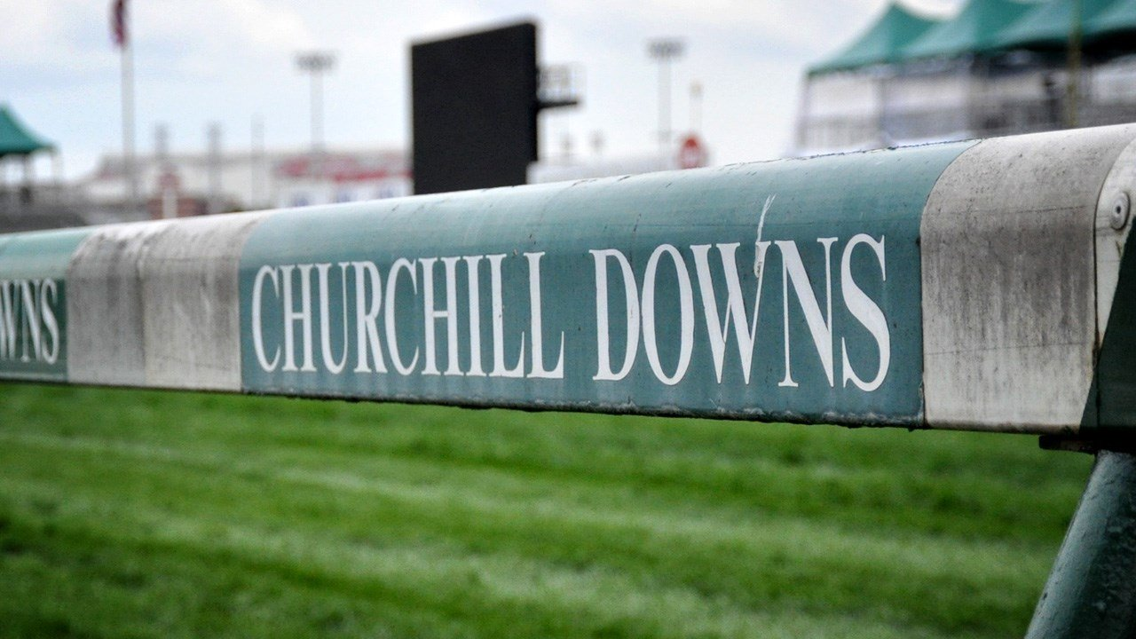 Churchill Downs moves online wagering operations to Kentucky