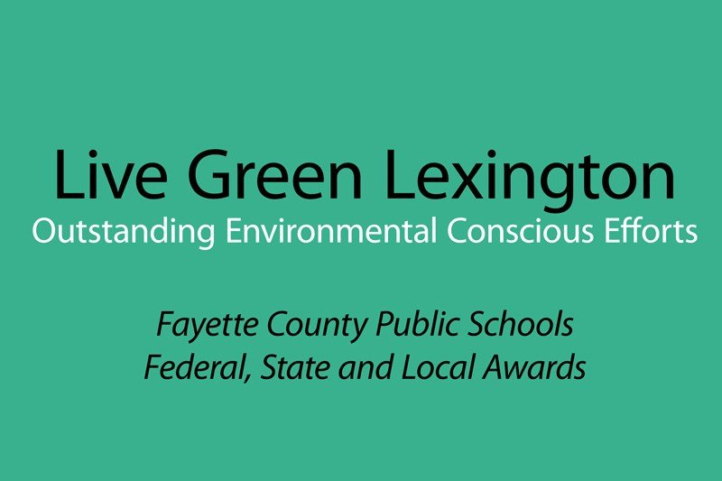 Champions of Change - Live Green Lexington