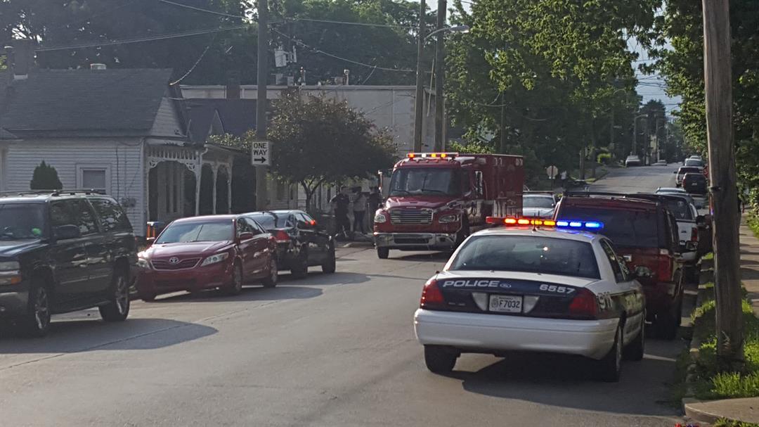 Car Accident I East Lexington Ky