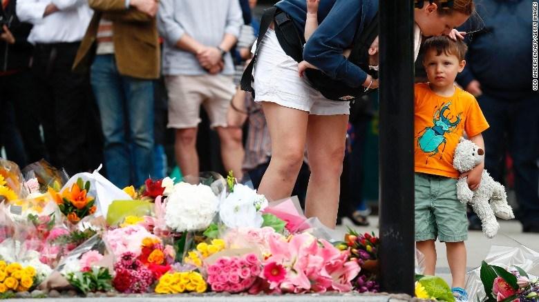 Attack hit a cosmopolitan London
