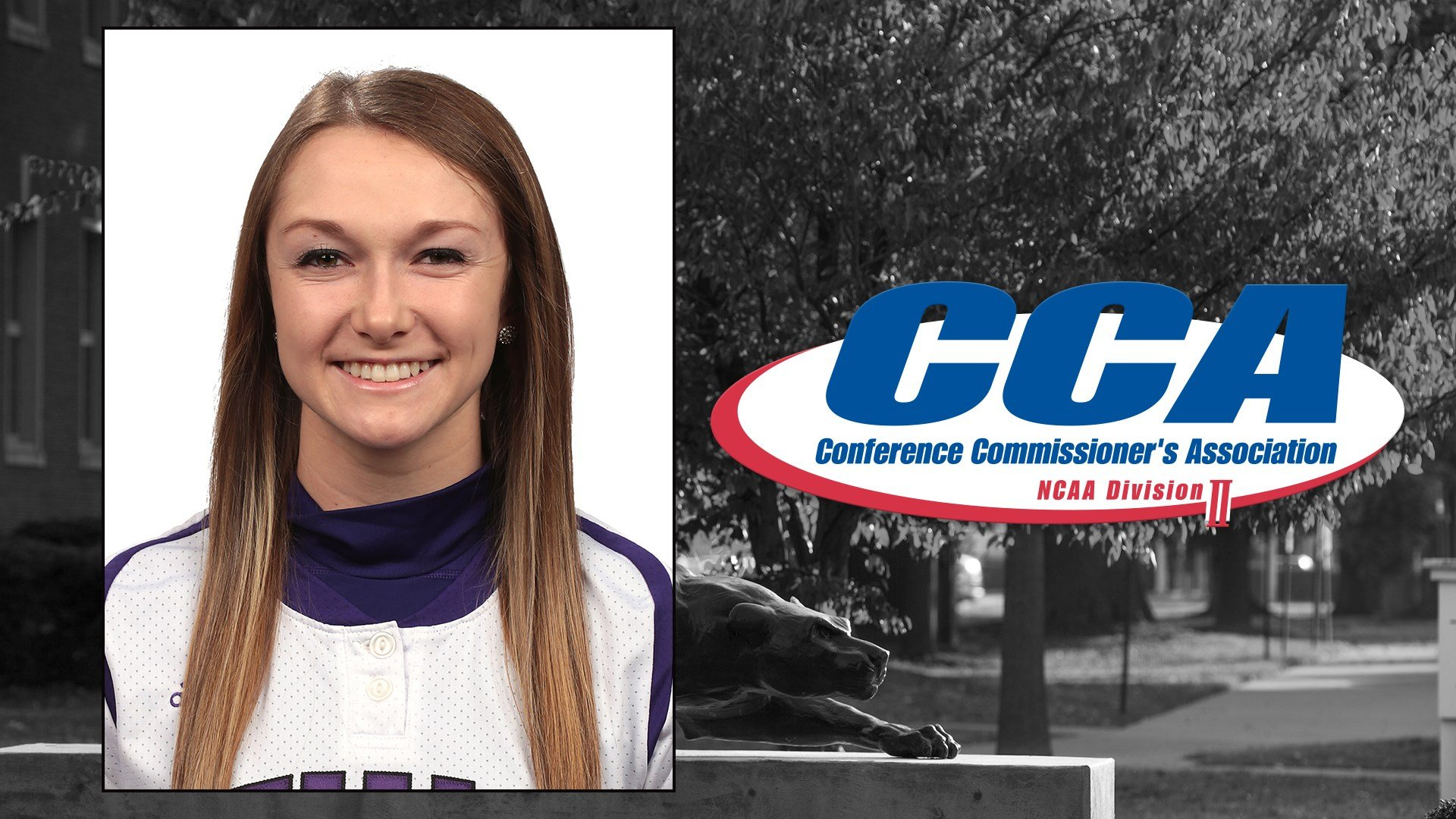 Champions of Change - Meredith Daunhauer Receives All American Honors