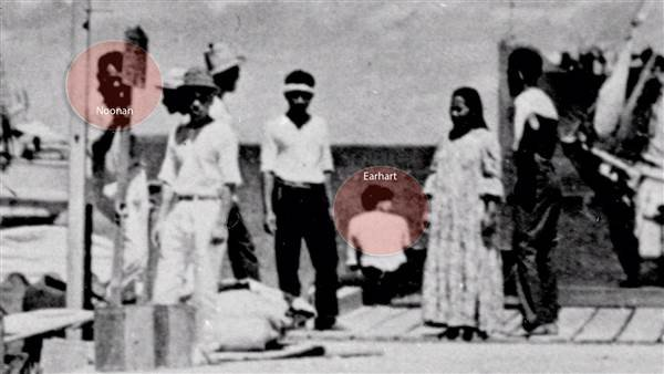 Never-Before-Seen Photo Could Be Clue to Explain Amelia Earhart Mystery