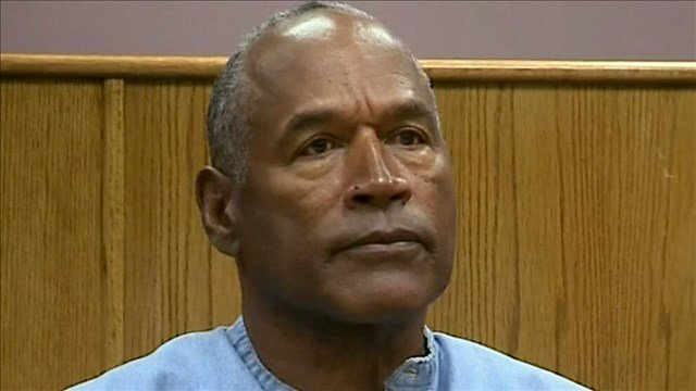 O.J. Simpson parole hearing in Lovelock, Nevada, Photo Date: July 20, 2017