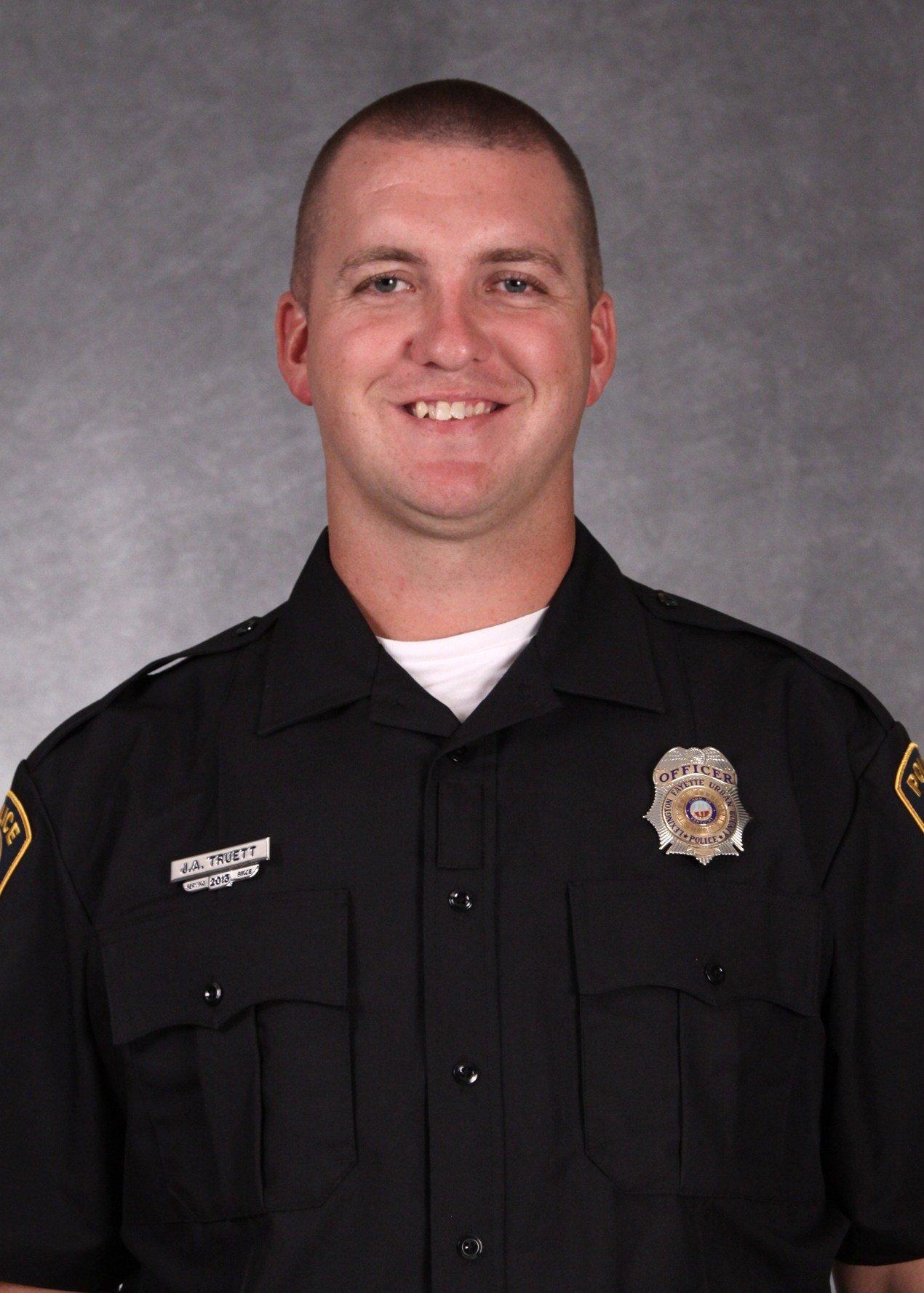 Officer Jordan Truett