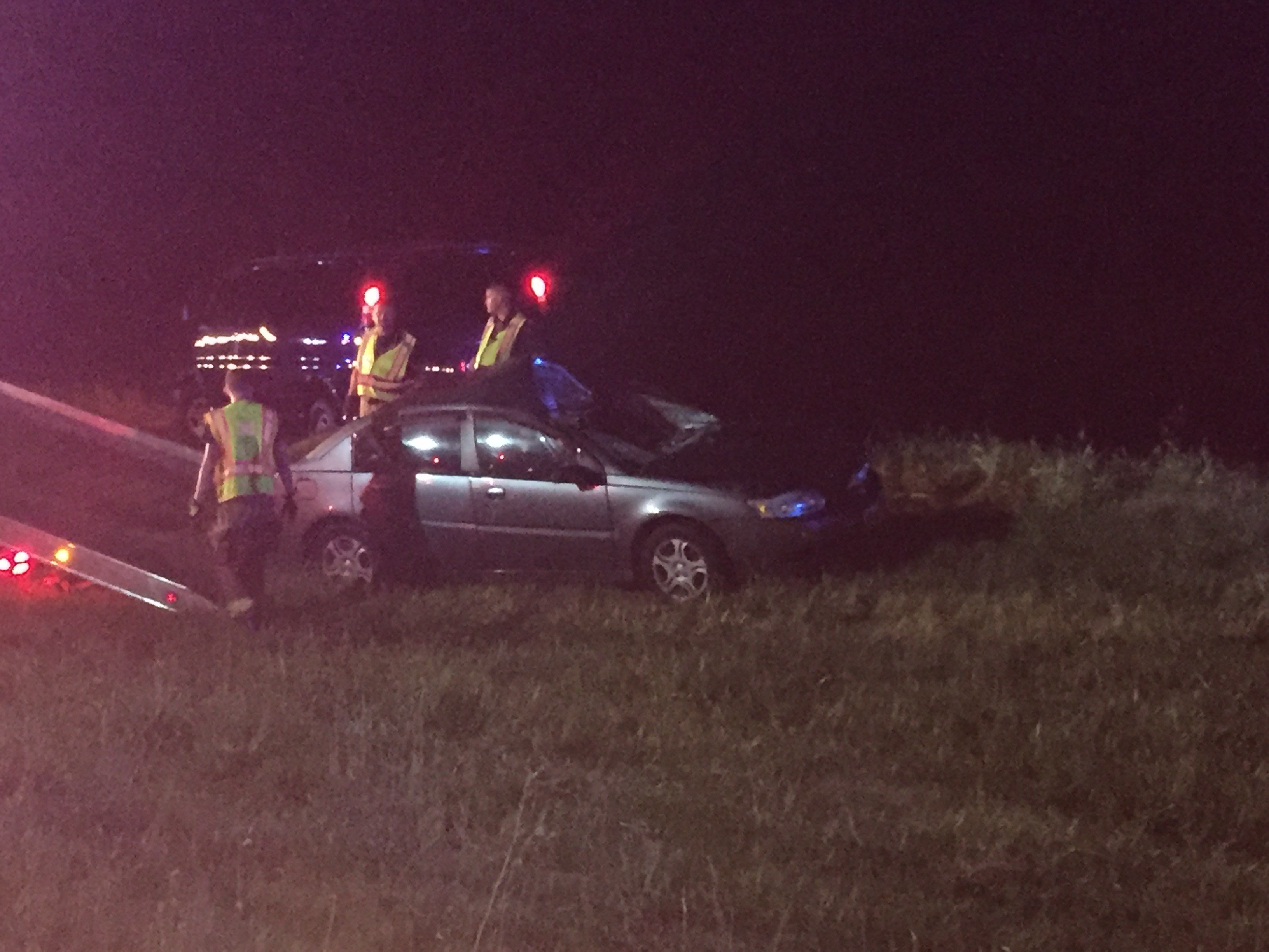 Man, horse die in crash in Kentucky