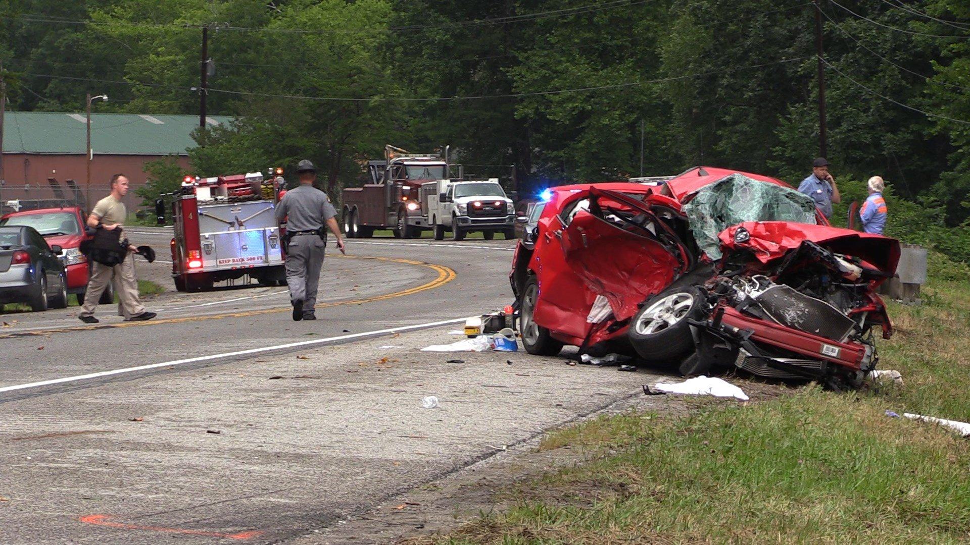 Car Accident In Allen County