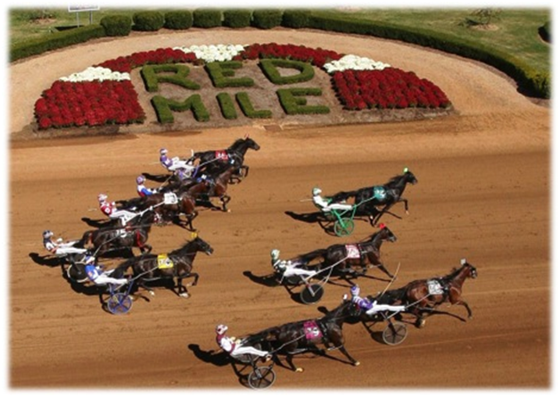 The Red Mile Harness Track, Lexington, Kentucky