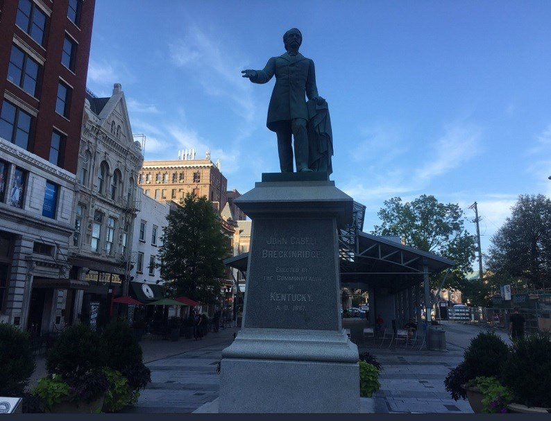 Lexington's Confederate statues will not be moved to Veterans Park