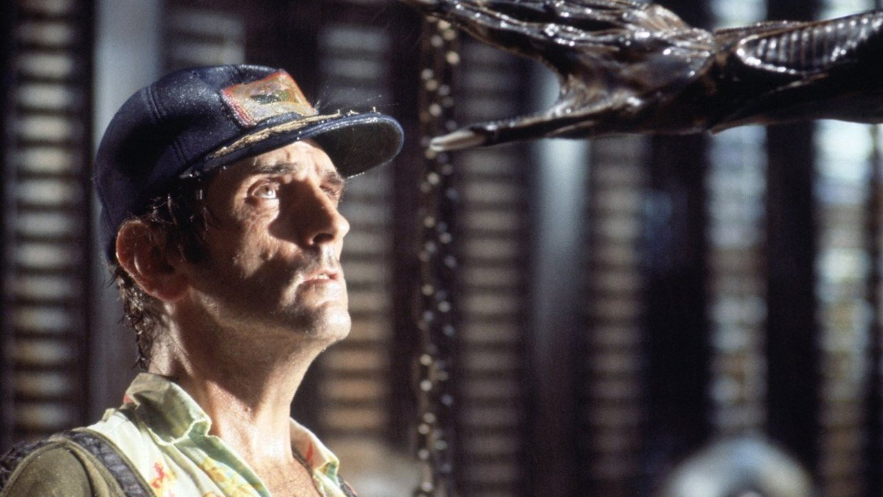 Harry Dean Stanton in a scene the 1979 film, 'Alien', (Twentieth Century Fox)