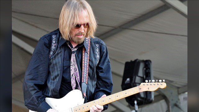 Tom Petty Is Still Clinging To Life — LAPD