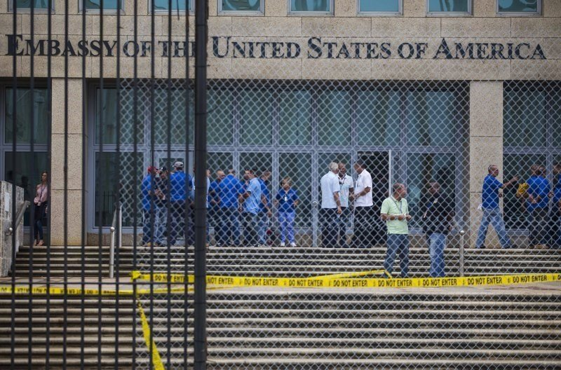 USA  to ask Cuba to cut embassy staff by 60 percent