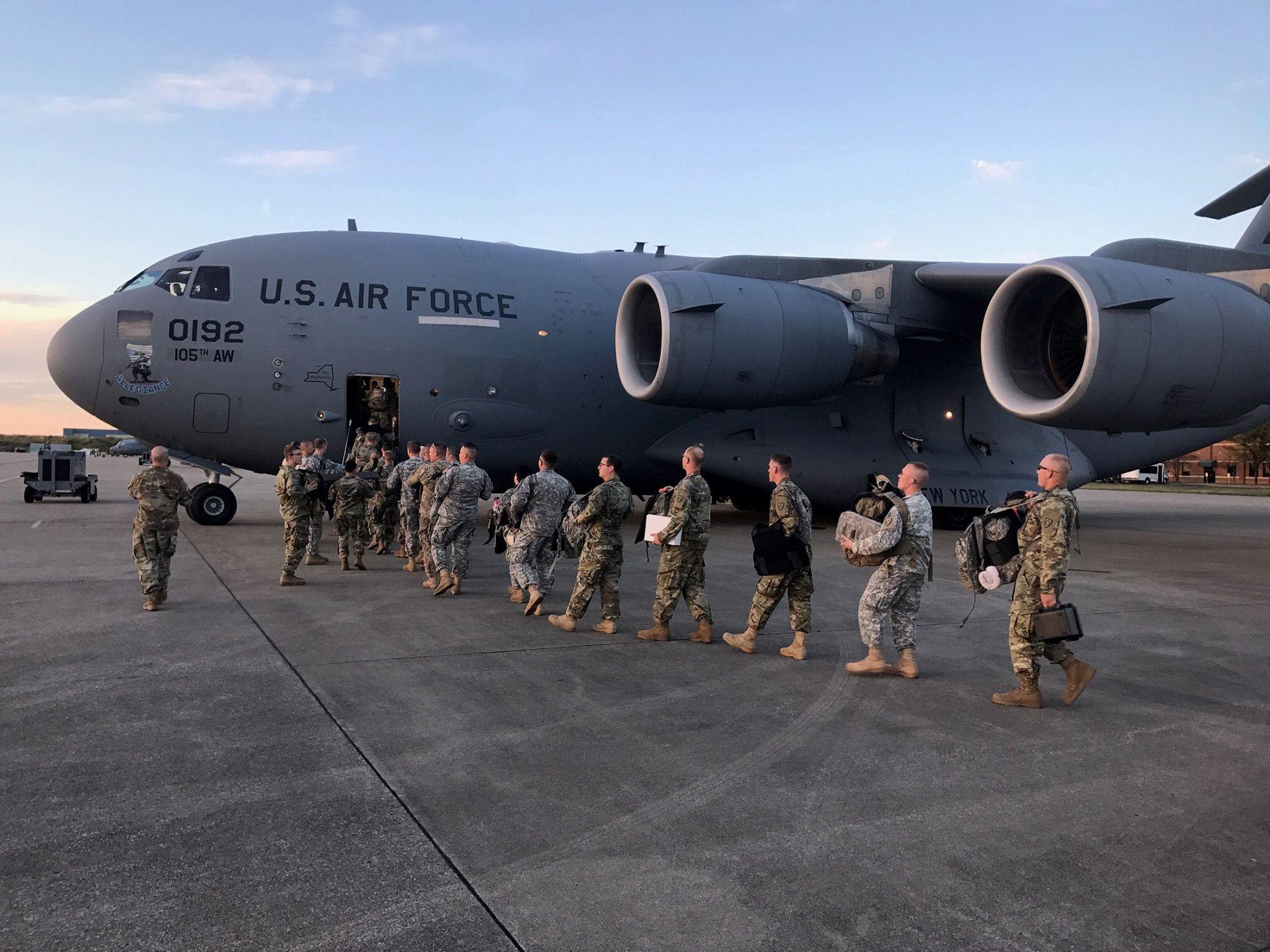 Photo from: Kentucky National Guard
