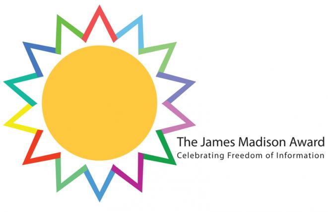 Deborah Yetter, James Madison Award Winner