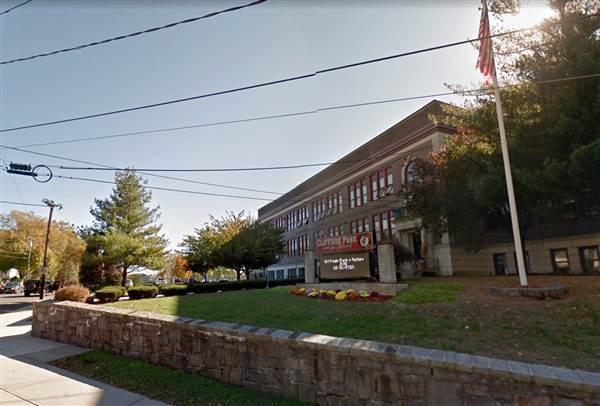 Cliffside Park, New Jersey, High School. Source: Google Maps