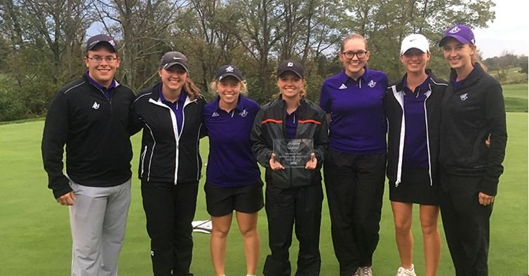 Asbury (Ky.) claims RSC Women's Golf Fall Preview Tournament championship