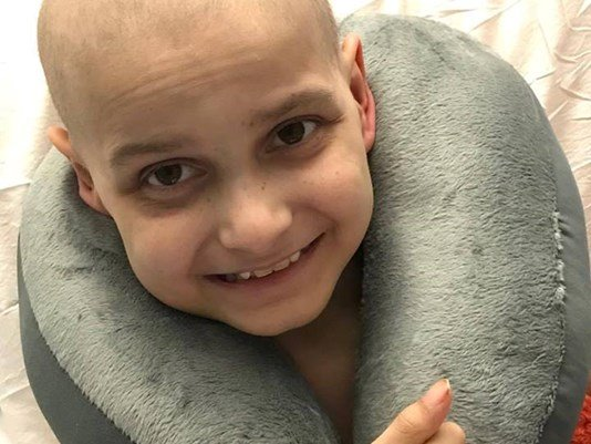 9-year-old battling cancer to celebrate Christmas early this year