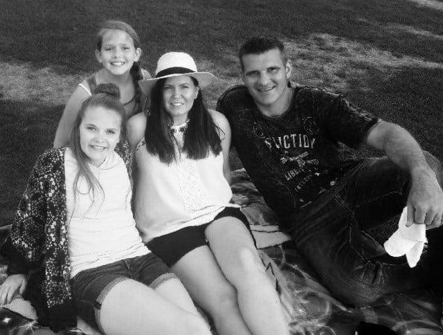 Bivins' family