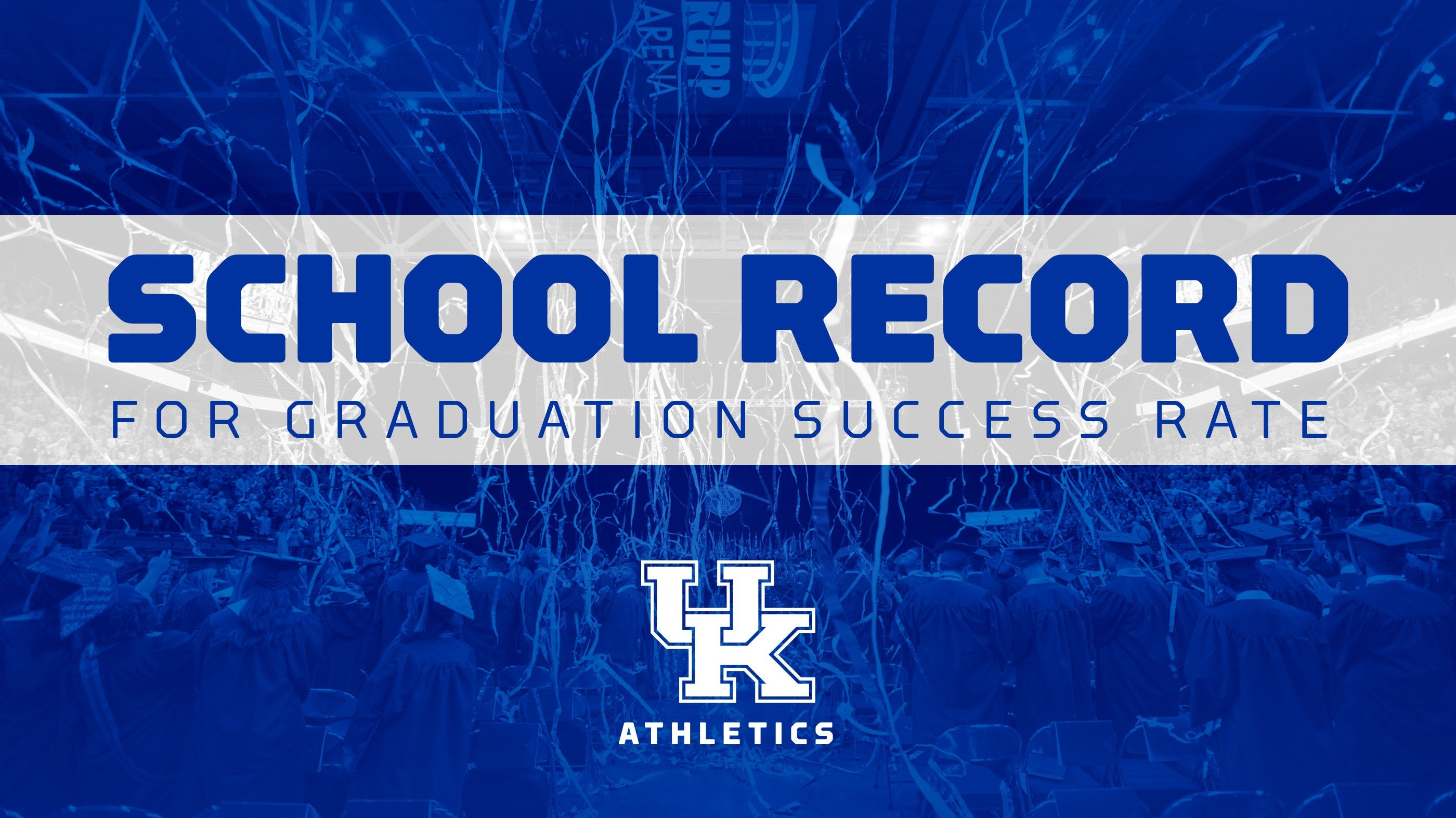 Record-Breaking Performance: Student-Athlete Graduation Success Rate Tops 80 Percent