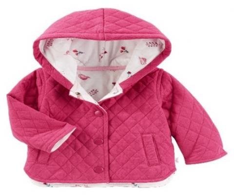 Baby B'gosh infant and toddler jackets recalled over choking hazard