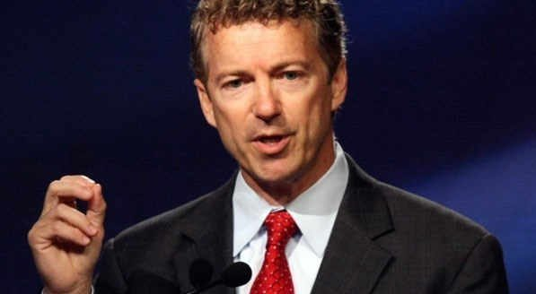 Following freaky  attack, Sen. Rand Paul returns to work