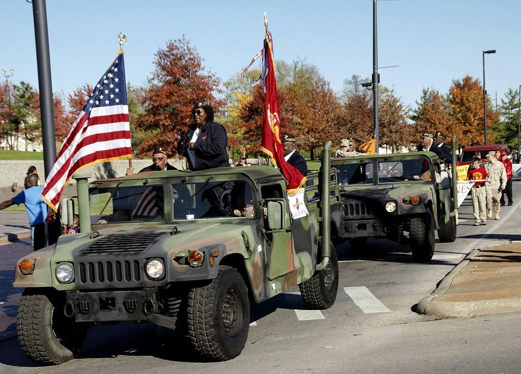Lexington Veterans Parade website