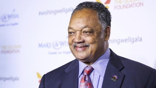 Civil rights leader Rev. Jesse Jackson has Parkinson's disease