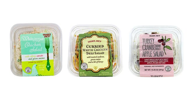 Trader Joe's recalls three salads for possible risky rogue ingredients