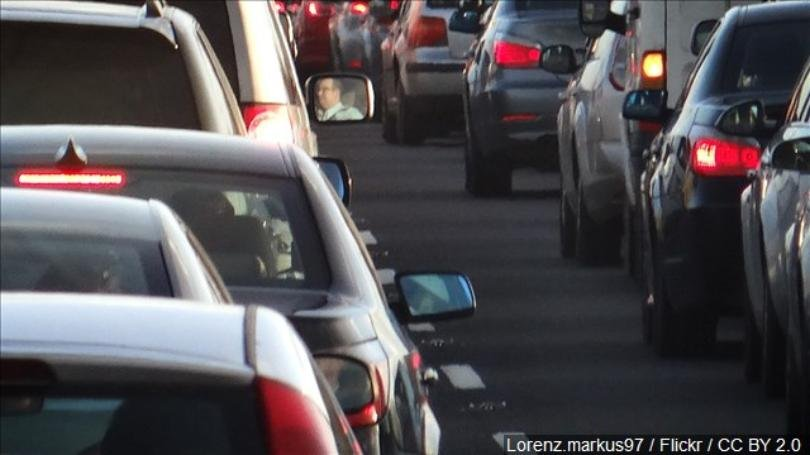 The Holiday Rush Is On For Thanksgiving Travel