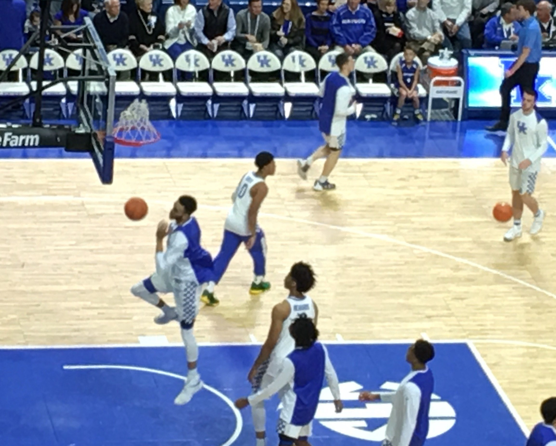 Kentucky defeats Fort Wayne, 86-67
