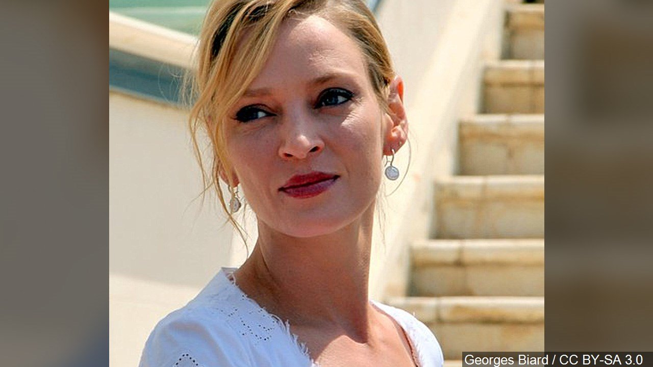 'You don't deserve a bullet': Uma Thurman takes aim at Harvey Weinstein