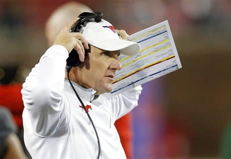 Chad Morris to be announced as the new Arkansas head coach